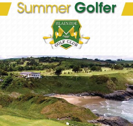 Blainroe Golf offer